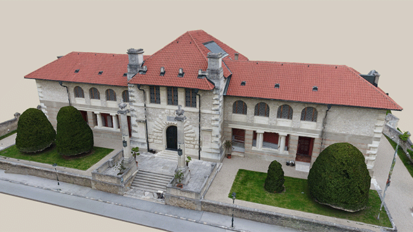 Niederösterreich 3D - Bad Deutsch-Altenburg - Museum Carnuntinum